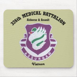 326o Cojín de ratón médico del batallón Tapete De Ratón