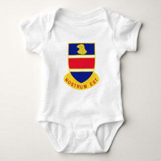 326th Airborne Engineer Battalion Baby Bodysuit