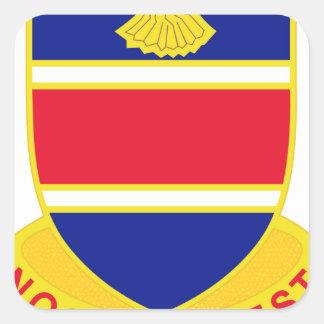 326th Airborne Engineer Battalion Square Sticker
