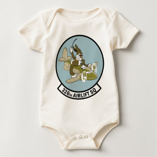 326th Airlift Squadron Baby Bodysuit