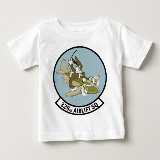 326th Airlift Squadron Baby T-Shirt