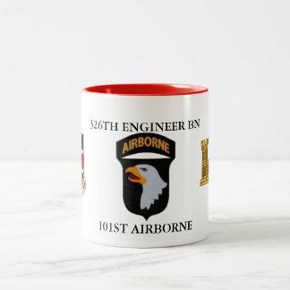 326TH ENGINEER BN 101ST AIRBORNE MUG