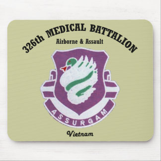 326th Medical Battalion Mouse Pad