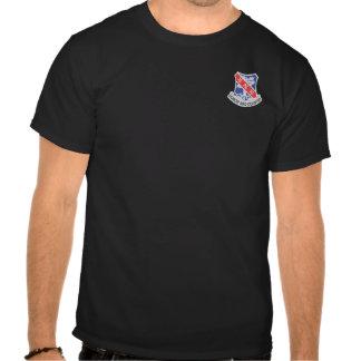 327o Infantería DUI + El ataque aéreo se va Camiseta