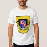 327th Infantry Regiment - Airborne, 3d Bn flash Tee Shirt