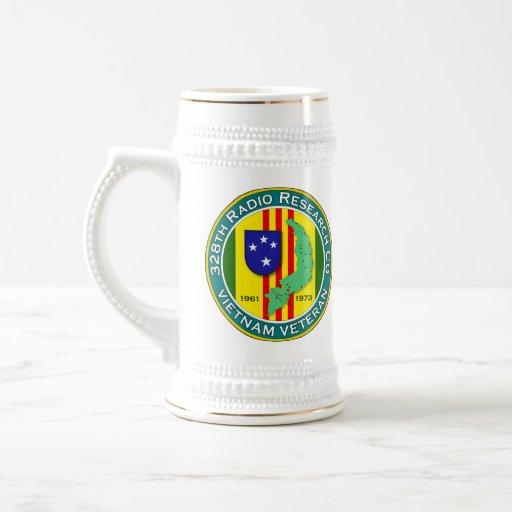 328o RRC - ASA Vietnam Jarra De Cerveza
