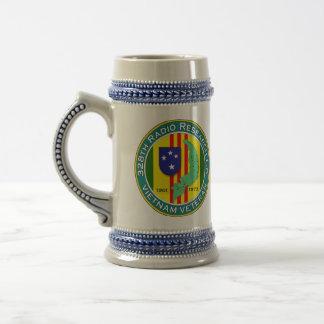 328th RRC - ASA Vietnam Beer Stein