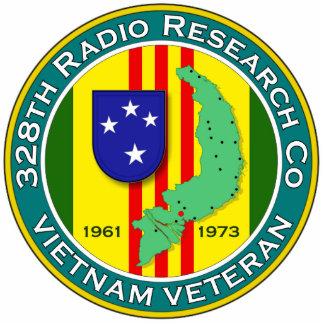 328th RRC - ASA Vietnam Cutout