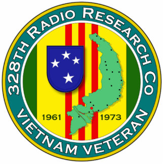 328th RRC - ASA Vietnam Statuette