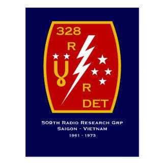 328th RRD 2 Postcard