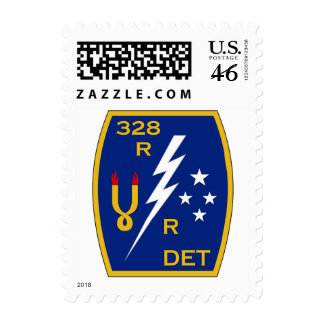 328th RRD 3 Postage Stamps