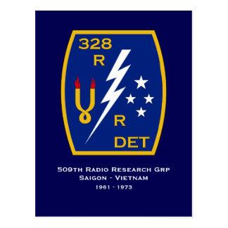 328th RRD 3 Postcard