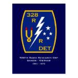 328th RRD 3 Postcards