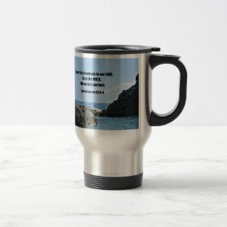 32:3 de Deuteronomy - 4 atribuyen a la grandeza a  Tazas De Café
