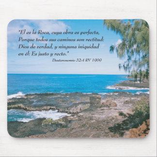 32:4 Alfombrilla para Raton de Deuteronomio Tapetes De Ratón