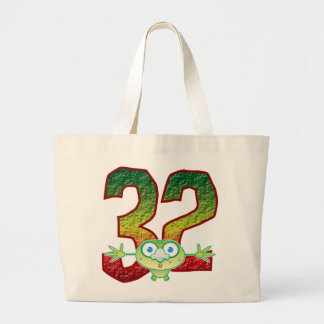 32 Age Ghoul Jumbo Tote Bag