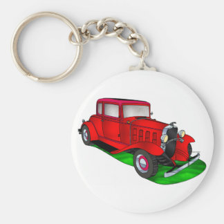 32 Chevrolet Coupe Keychain