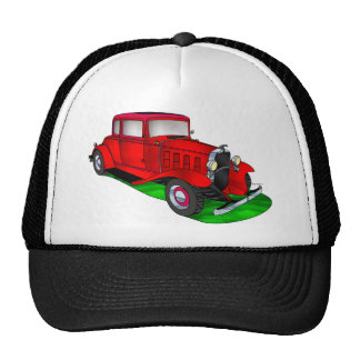 32 Chevrolet Coupe Trucker Hat