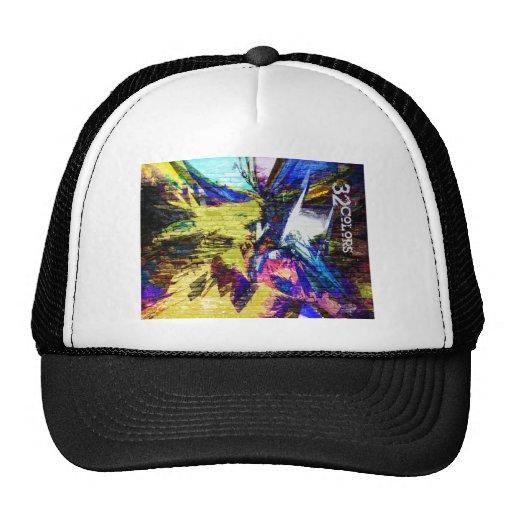 32 Colors Trucker Hats