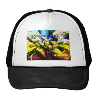 32 Colors Trucker Hat