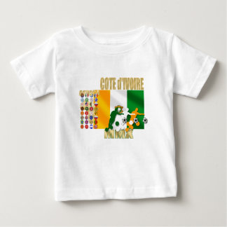 32 Country Ivory Coast Cote d'Ivoire gifts T Shirt