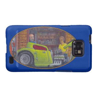 32 cupé Ratt Rod de la ventana de Ford tres Samsung Galaxy SII Carcasa