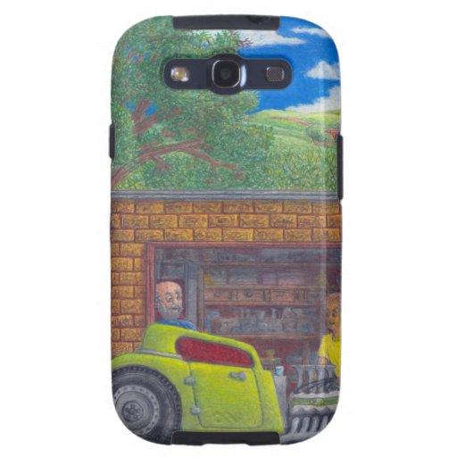 32 cupé Ratt Rod de la ventana de Ford tres Galaxy S3 Cárcasa