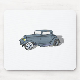 32 Ford 3 Window Deuce Coupe Mouse Pad