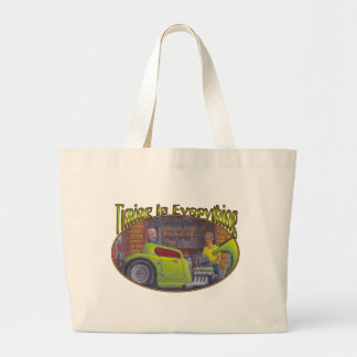 32 Ford three window coupe hot rod. Tote Bags
