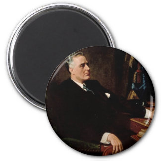32 Franklin D. Roosevelt Magnet