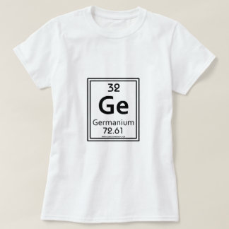 32 Germanium T-Shirt