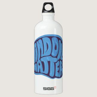 32 Ounce Mind Over Matter Aluminum Water Bottle