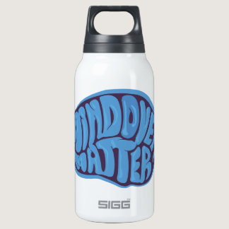 32 Ounce Mind Over Matter Insulated Water Bottle