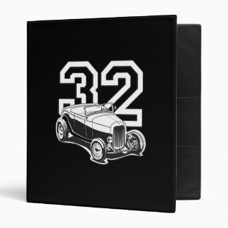 32 Roadster Binder
