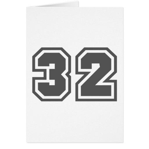 32 TARJETA DE FELICITACIÓN