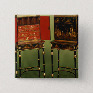 32:Two Chinoiserie cabinets, c.1770 Button