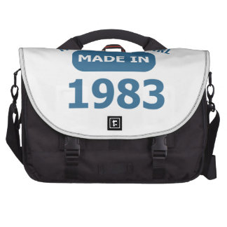 32 YEARS OLD BIRTHDAY DESIGNS COMMUTER BAG