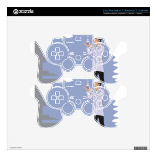 32chemist PS3 controller decal