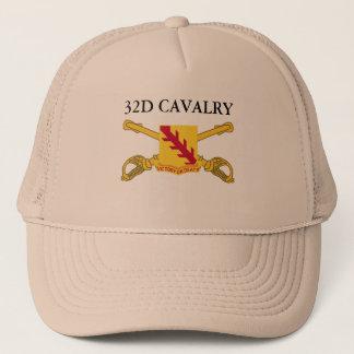 32D CAVALRY HAT