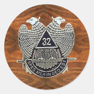 32degree sticker