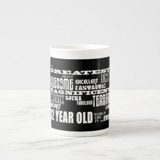 32do Años más grandes de la fiesta de cumpleaños l Tazas De Porcelana
