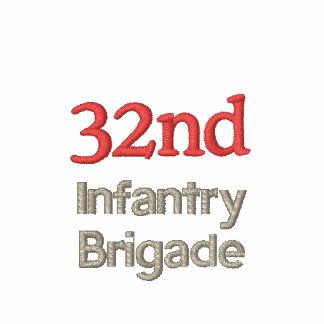 32do Guardia Nacional de Wisconsin de la brigada Sudadera Bordada