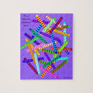 32do Regalos de cumpleaños Puzzle Con Fotos
