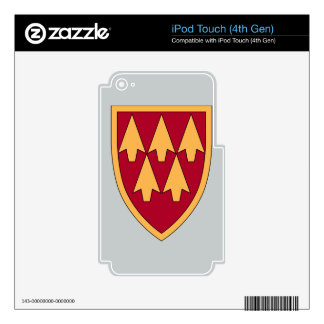 32nd Air & Missile Defense Command iPod Touch 4G Skins