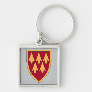 32nd Air & Missile Defense Command Keychain