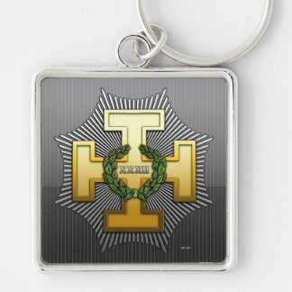 32nd Degree: Master of the Royal Secret Keychain