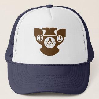 32nd Degree Trucker Hat