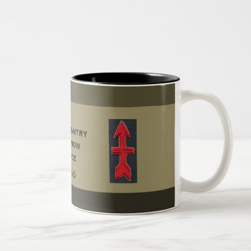 32nd Infantry:Red Arrow Brigade Coffee Mug