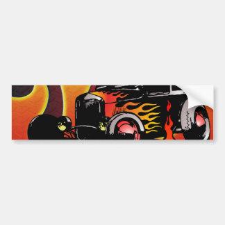 330 Hot Rod Color Variante 2 Bumper Sticker
