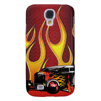 330 Hot Rod Color Variante 2 Galaxy S4 Cover